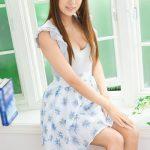 【柿谷ひかる】初々しい美少女のパイパンマ○コに挿入 ~MGS動画~