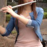 【かおり】音大に通うお嬢様美人女子大生がお上品に乱れるSEX ~MGS動画~
