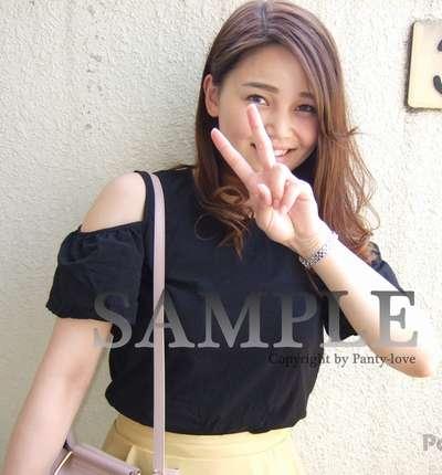 【くらら】アイドル級美人のお姉さんのパンチラ ~PANTY LOVE~
