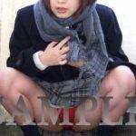 【れお】真っ赤なパンティをパンチラするショートヘアのJK~PANTY-LOVE~