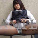 【ひばな】可愛い受付嬢のタイトスカートのパンチラ ~PANTY-LOVE~